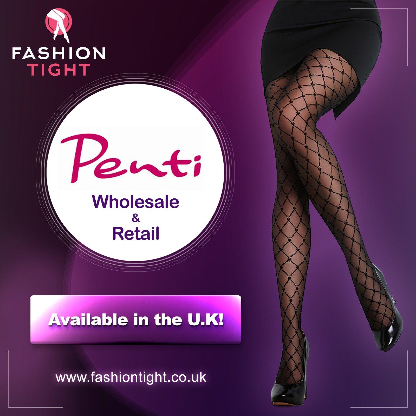 Penti Çorapları Şimdi İngiltere'de